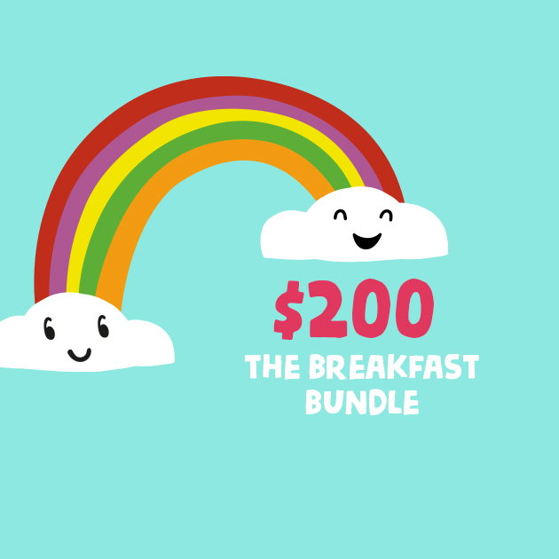 Thumbnail of: The Breakfast Club Bundle