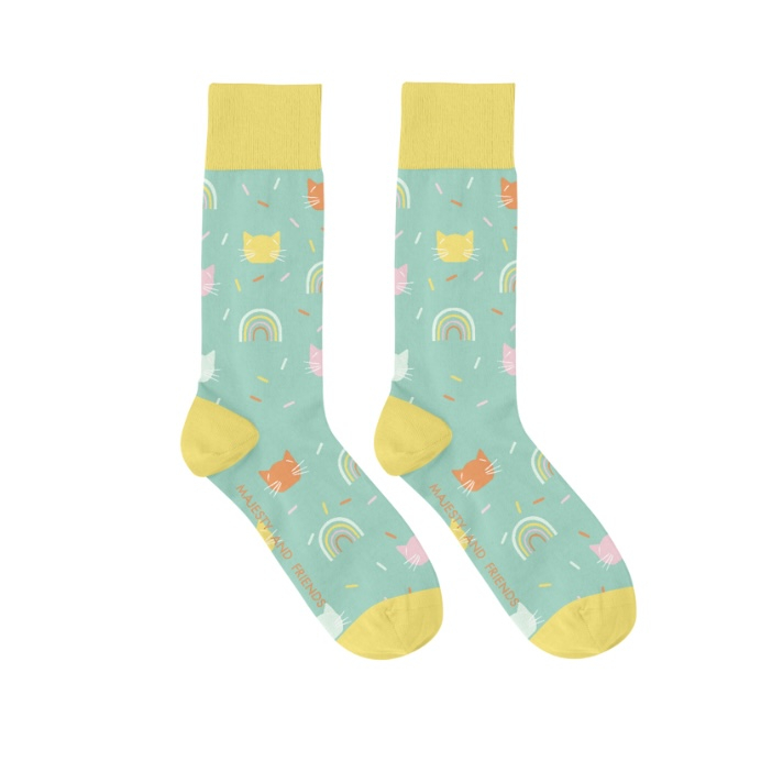 Thumbnail of: Exclusive Majesty and Friday Sock Collab