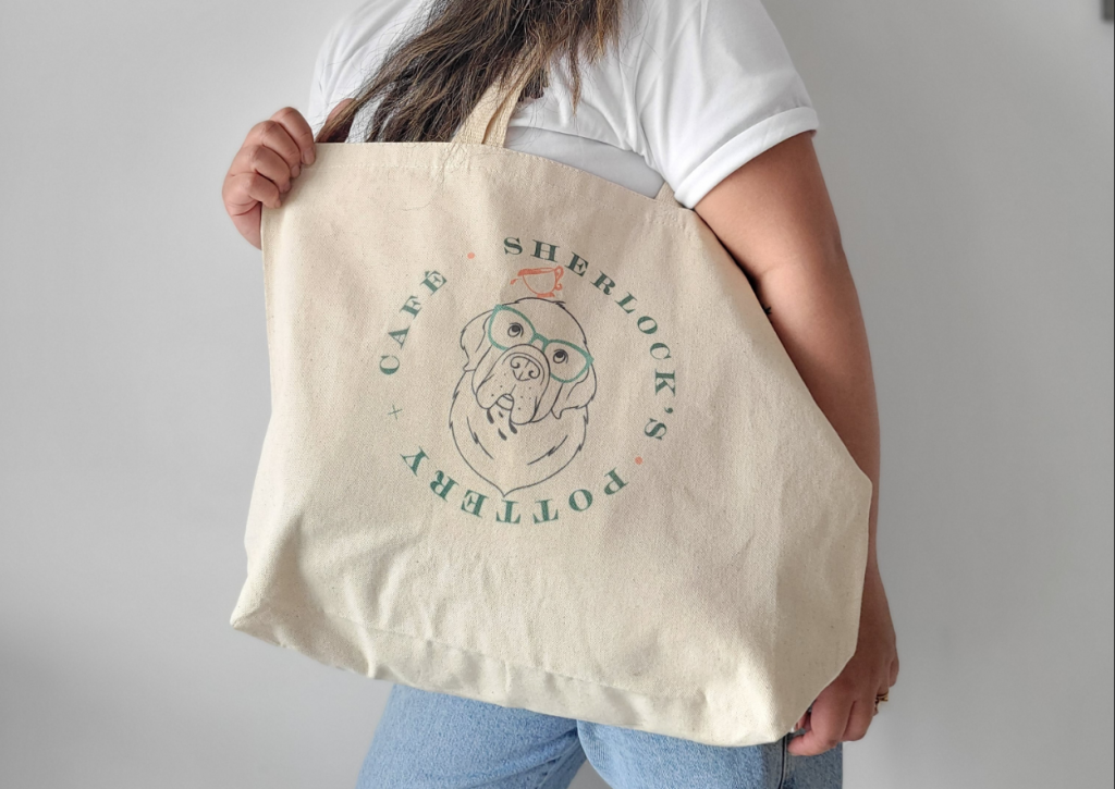 """Thumbnail of: """"Tote-a-ly Yours"""" Tote Bag"""
