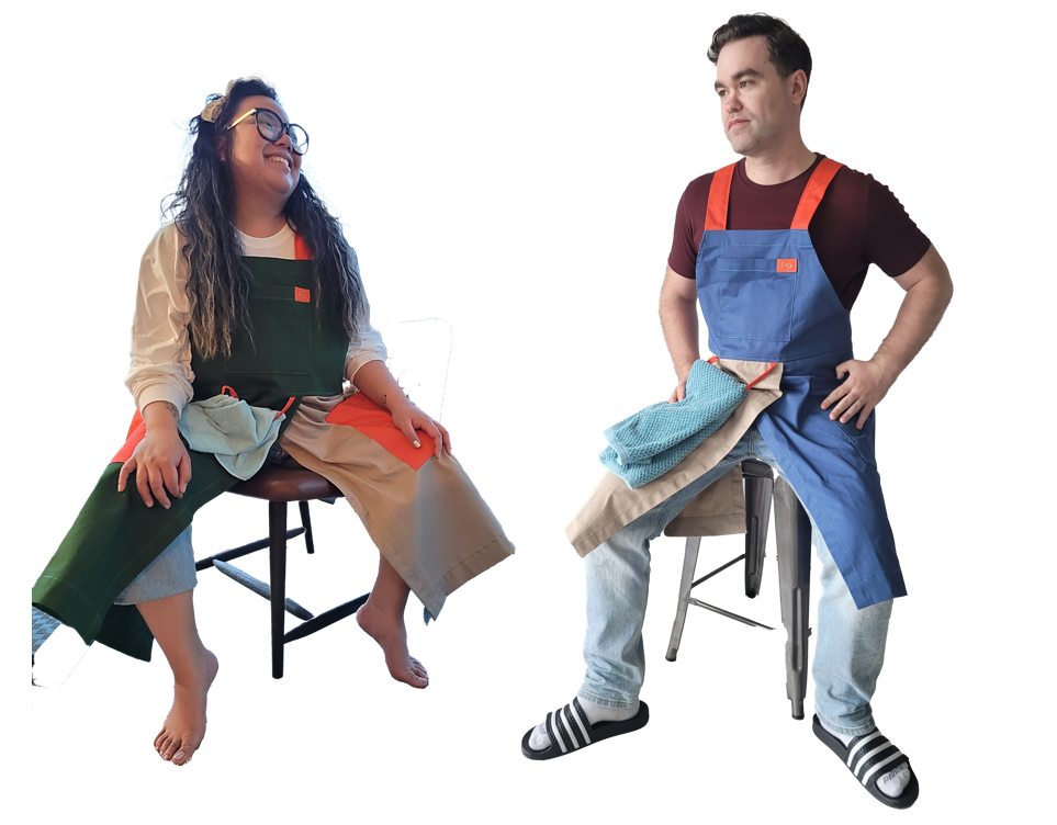 """Thumbnail of: """"Not Your Ordinary Apron""""  - Made in Calgary"""