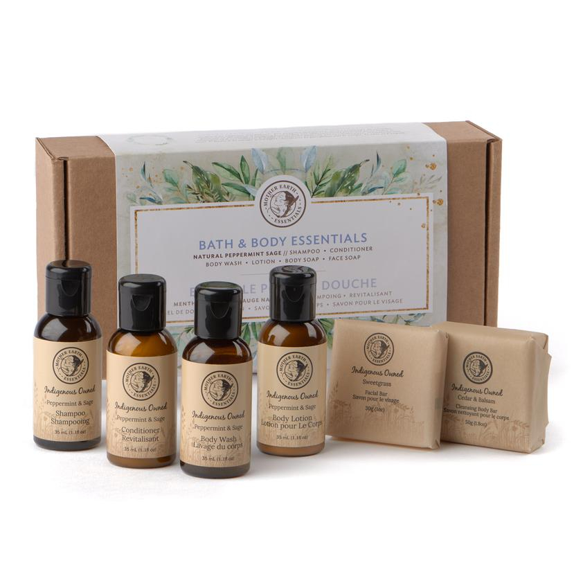 Thumbnail of: Mother Earth - Bath and Body Essentials Gift Box