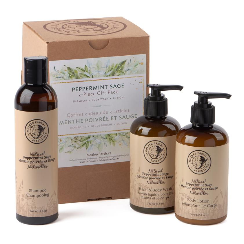 Thumbnail of: Mother Earth - Peppermint Sage Collection