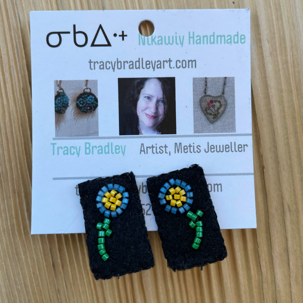 Thumbnail of: Picture Perfect Beaded Earrings